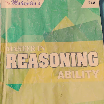 Download Free Mahendra's Reasoning Book PDF