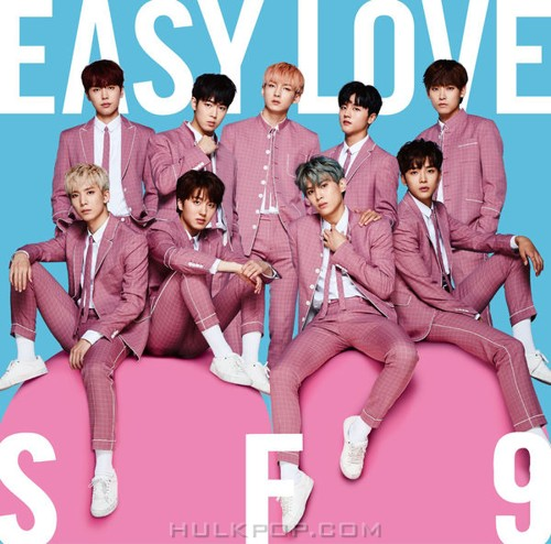 SF9 – Easy Love -Japanese ver.- – Single