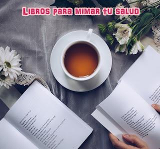 Libros vida sana.