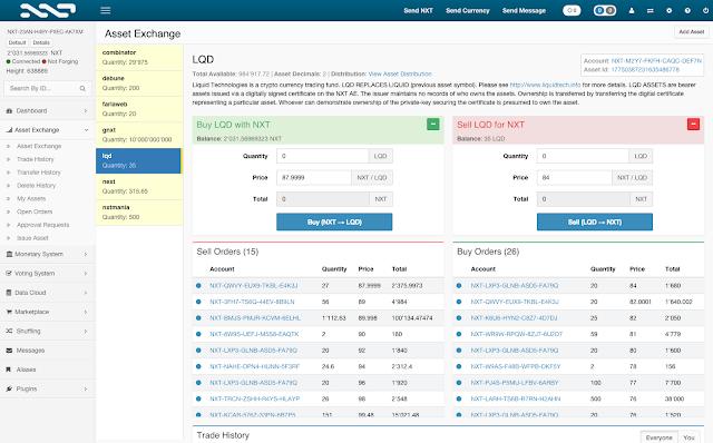 Nxt-Asset-Exchange