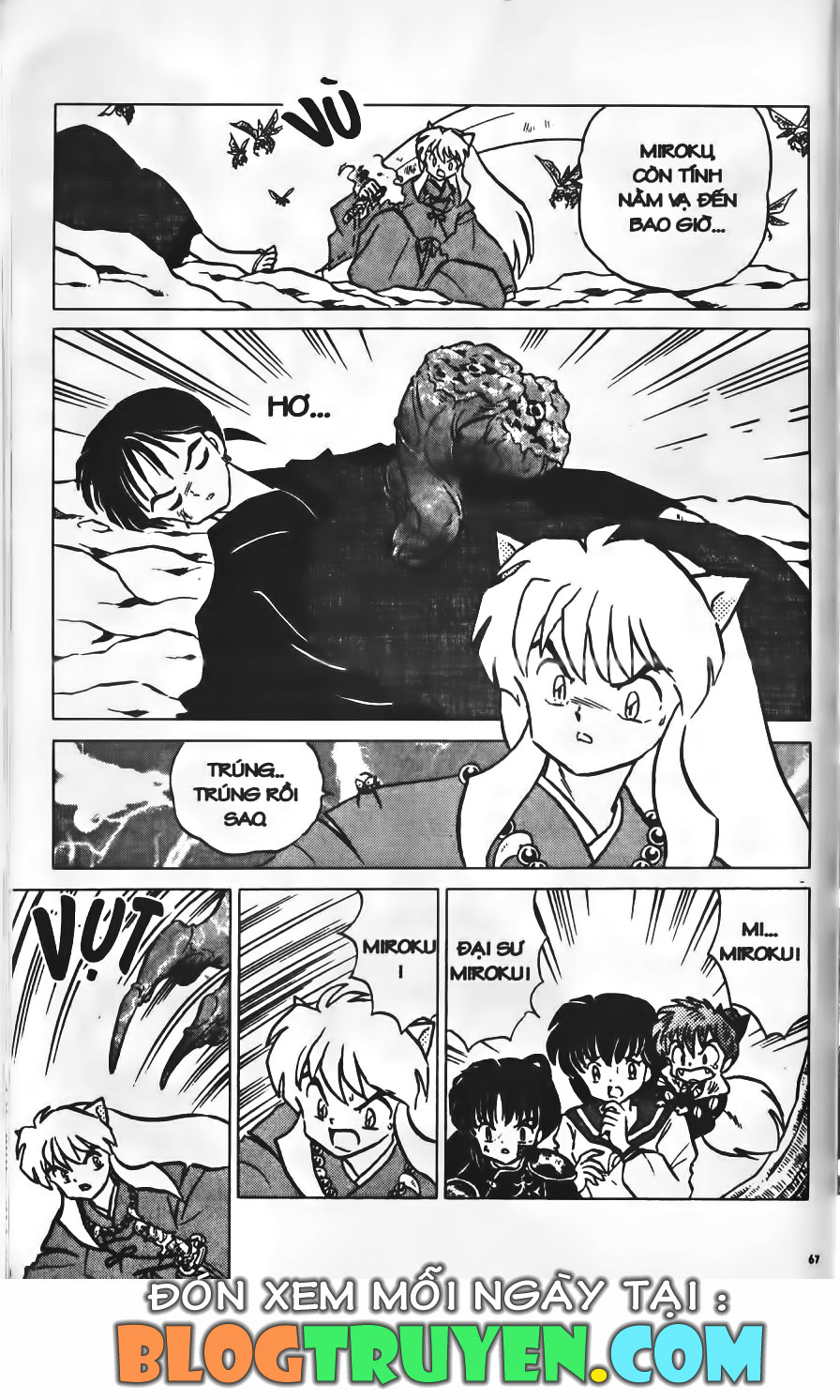 Inuyasha vol 10.4 trang 10
