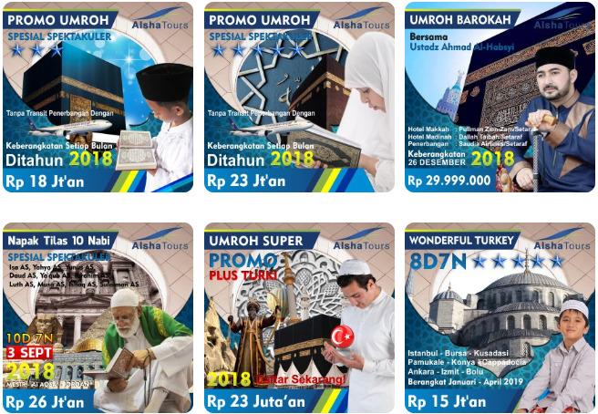 Biaya Umroh Ramadhan 2020