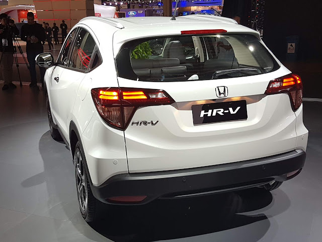 Honda HR-V 2017 Touring