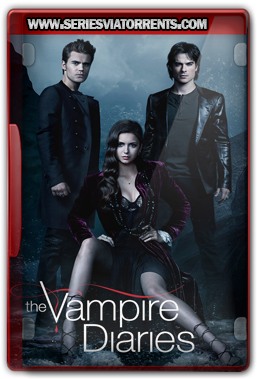 The Vampire Diaries 7ª Temporada Dublado - Torrent HDTV (2015)