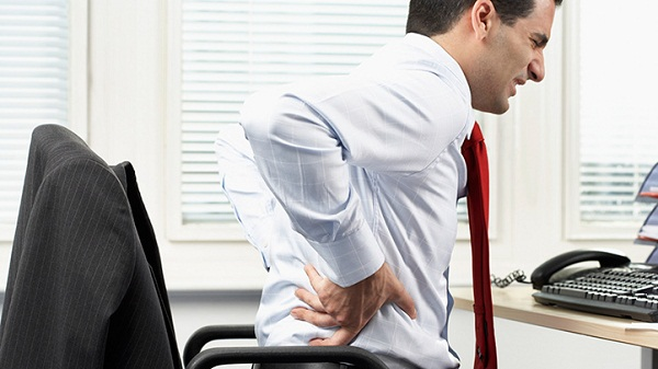Back Pain - How It Starts