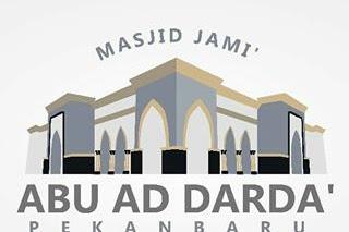 Lowongan Masjid Abu Ad Darda Pekanbaru Februari 2019