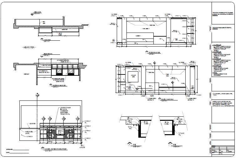 As Built Drawings Shop Drawings