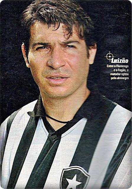 Resultado de imagem para LUIZÃO Botafogo