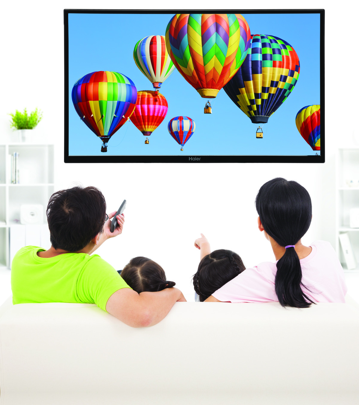 Haier TV