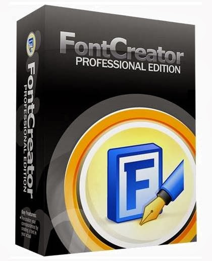 FontCreator Professional 9.0.0 Build 1916 + Patch