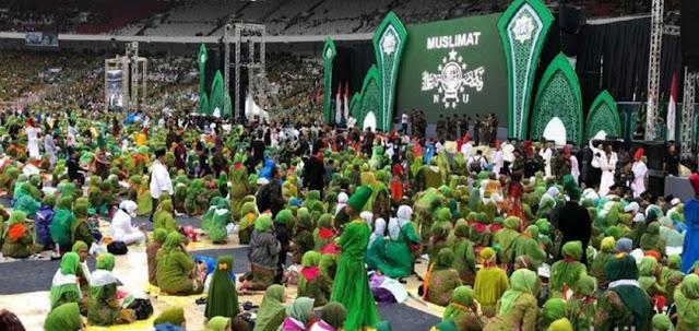 Yenny Wahid: Hari Ini Jakarta Jadi Ijo-Ijo Royo