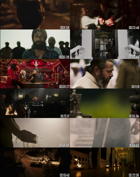 KGF 2018 Hindi Dubbed 720p 480p Full Movie Download