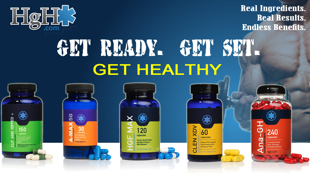 HGH Bodybuilding Supplement