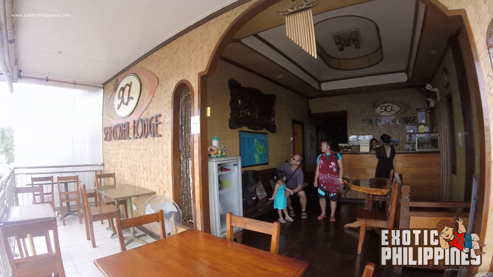 Sea Coral Lodge Coron Palawan Philippines