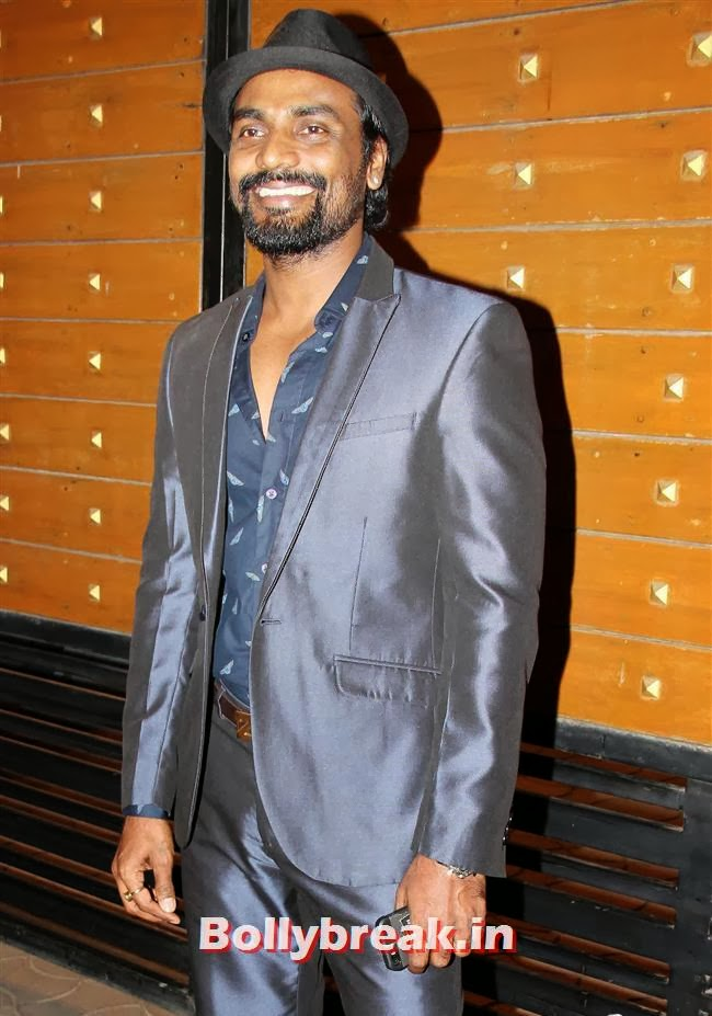 Remo D'Souza, Filmfare Awards 2014 Red carpet Images