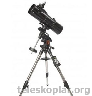 celestron advanced vx 6 teleskop incelemesi
