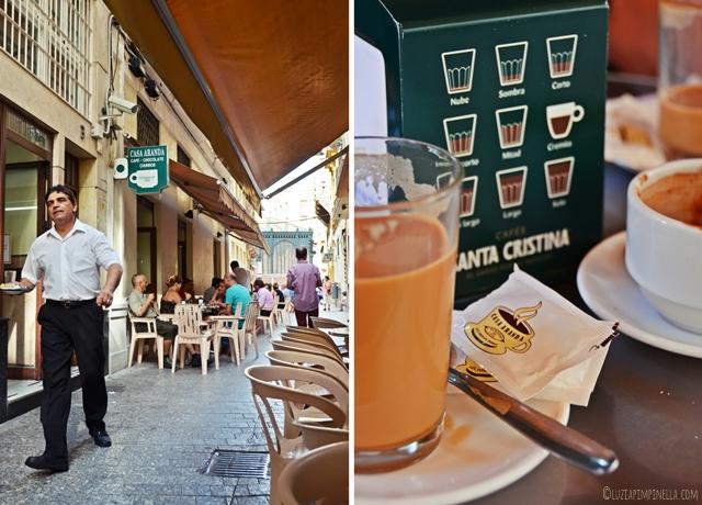 Travel   Andalusien Roadtrip   Málaga - Churros bei Casa Aranda   luziapimpinella.com