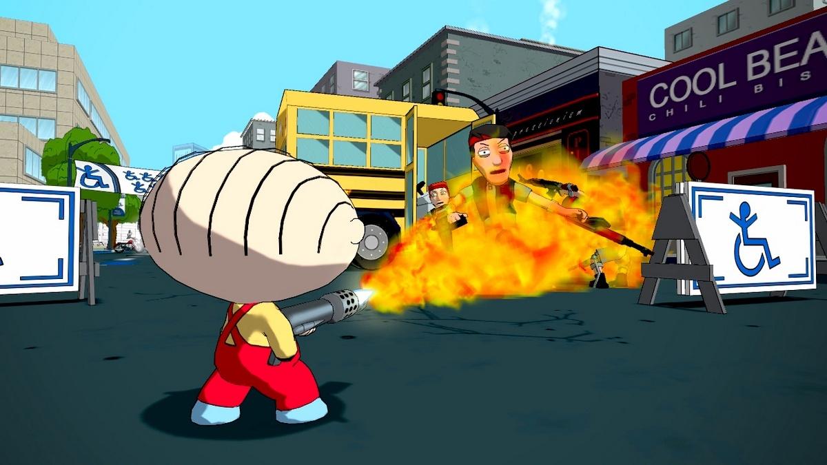 Family Guy: Back to the Multiverse (PC) - ZaqGames - Só Melhores Jogos