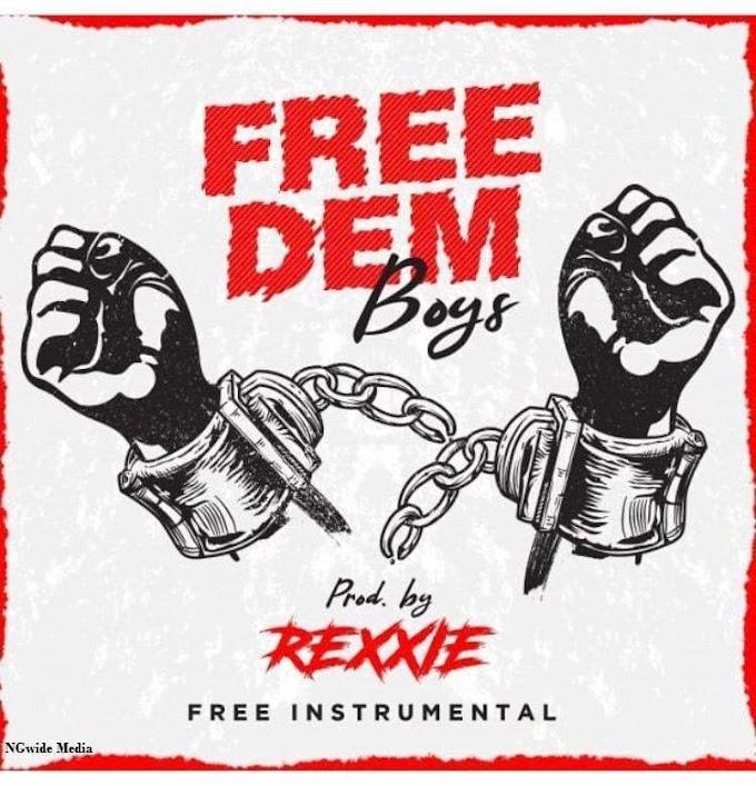 FREE BEAT: Rexxie – Free Dem Boys (Instrumental)