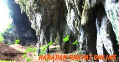 Manusia Prasejarah Pernah Menghuni Goa-Goa di Pangandaran?