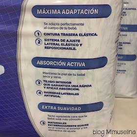 pañales deliplus composición blog mimuselina elementos tóxicos que no deben incluir los pañales