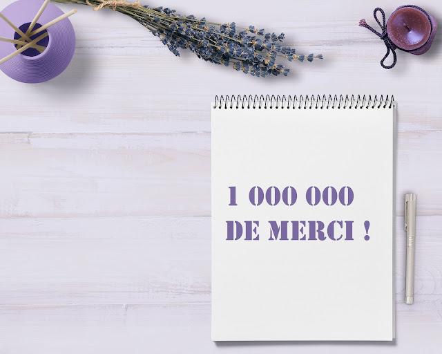 1 000 000 blog