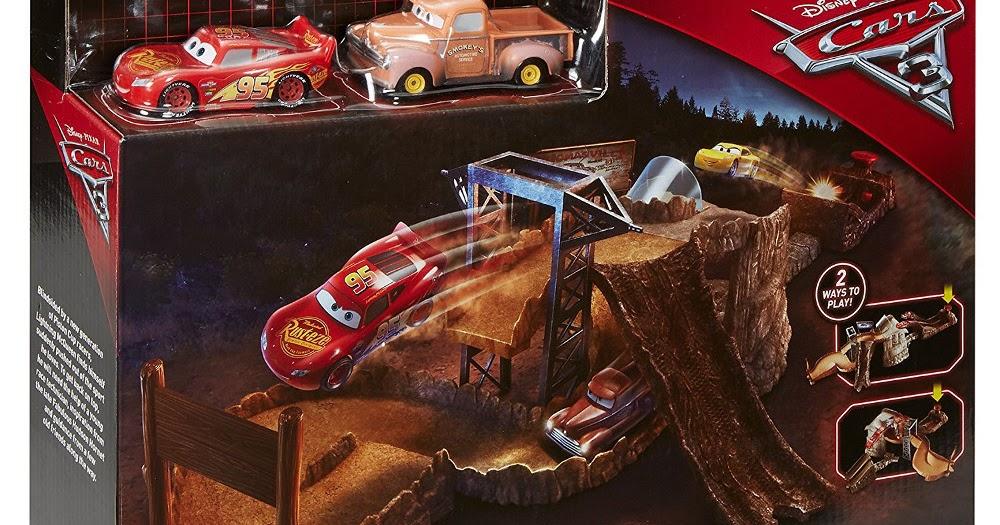 Zona juguetes diversi n m xima disney cars 3 circuito - Juguetes cars disney ...
