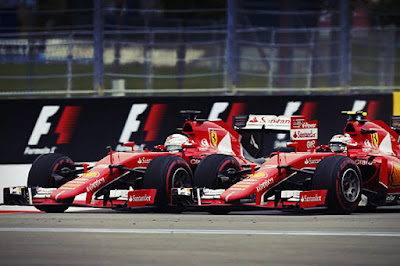 Ferrari Formula One Drivers