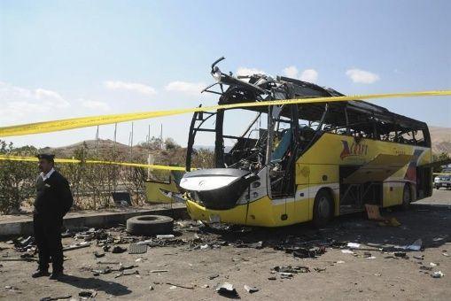 Daesh se atribuye atentado contra cristianos coptos de Egipto