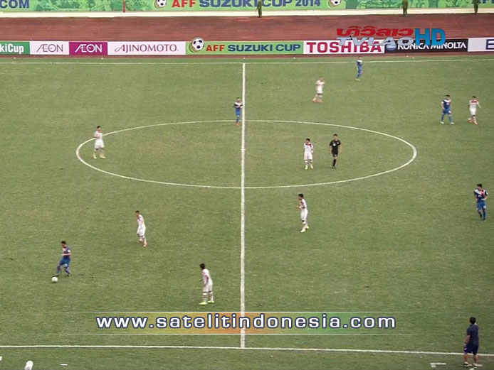 TV Yang Menyiarkan Piala AFF 2018 Channel di Parabola