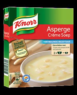asperge creme soep