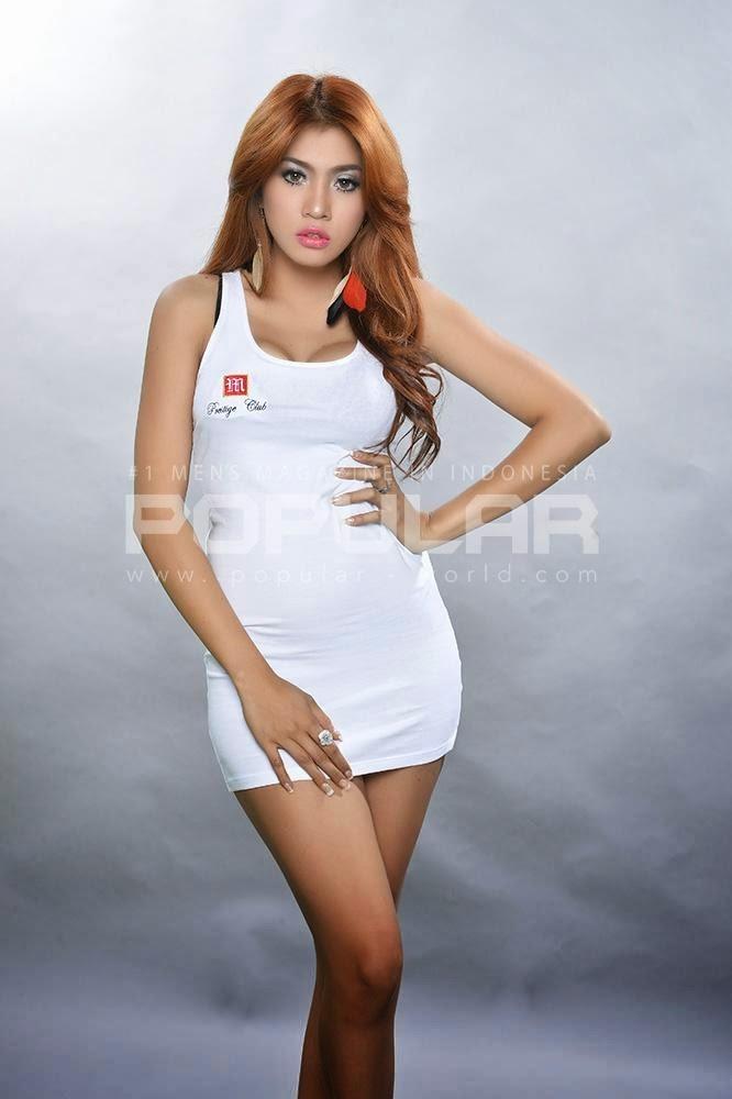Majalah Popular 2014 Foto Artis Dan Model Majalah Popular Hot Dangdut Reza Lawangsewu Tonton Gan