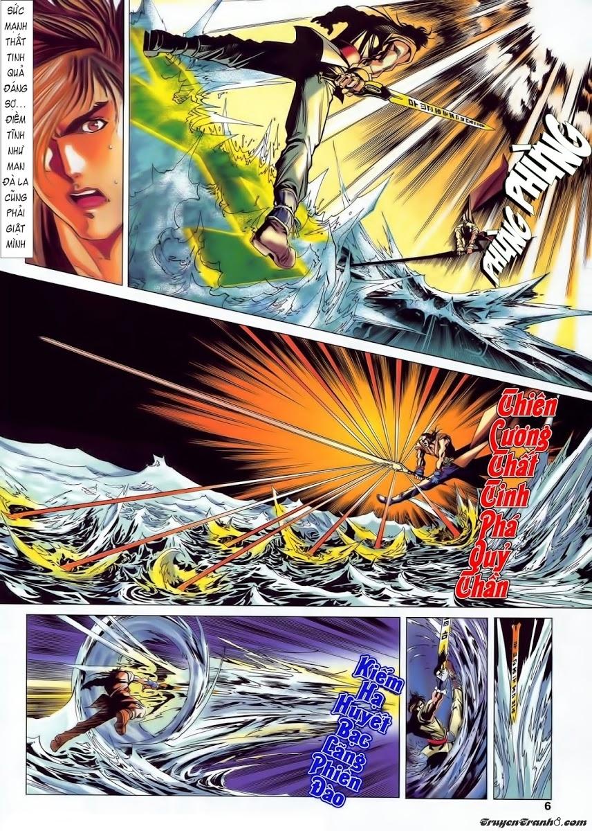 Lục Đạo Thiên Thư chap 19 - Trang 6
