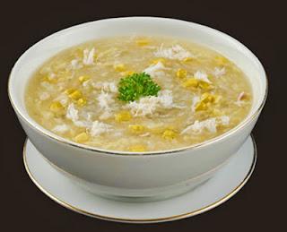 Cara memasak sup jagung spesial, resep sup jagung manis