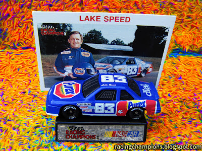 Lake Speed #83 Purex Racing Champions 1/64 NASCAR diecast blog