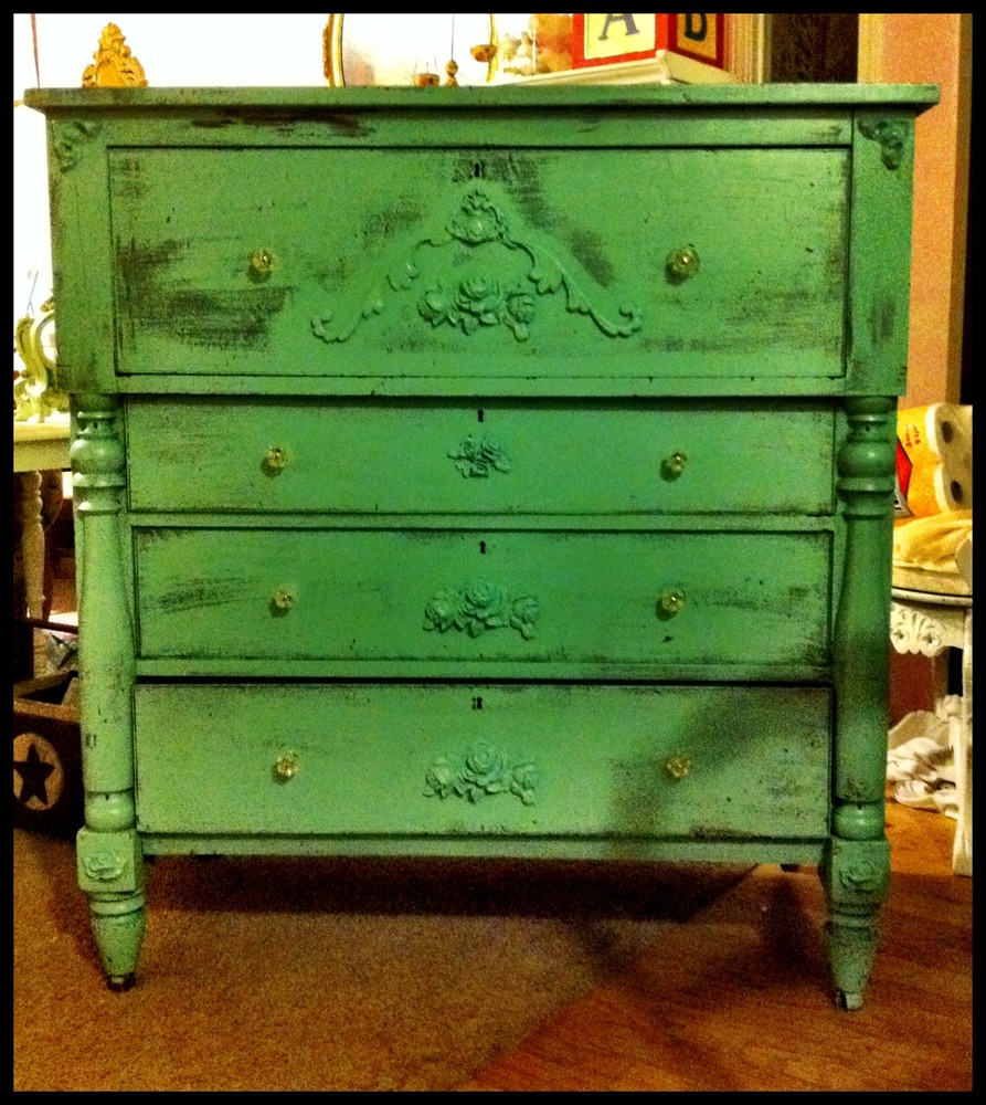 exciting white distressed painted furniture | The Green Room Interiors Chattanooga, TN Interior ...