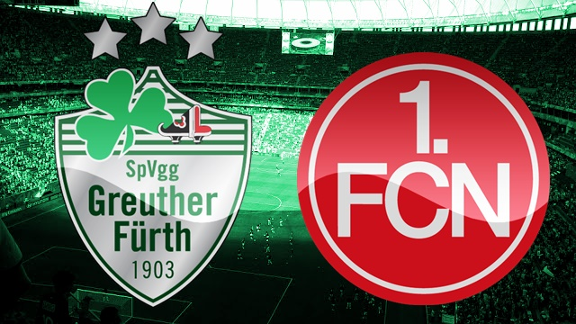 Greuther Furt x Nurenberg