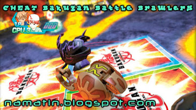 Cheat Bakugan Battle Brawlers