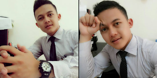 Viki Setyantoro, Cowok Yang Fotonya Dipakai Sugeng Untuk Menipu Anah Syakila