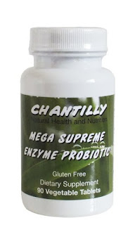 Chantilly Mega Supreme Enzyme Probiotic