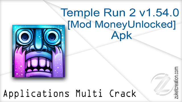 Temple Run 2 v1.54.0 [Mod MoneyUnlocked] Apk