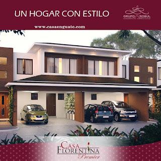 casa modelo de florentina premier