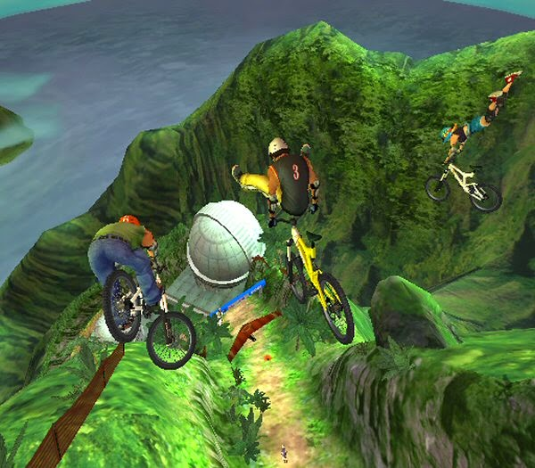 Download Game Downhill Tanpa Emulator