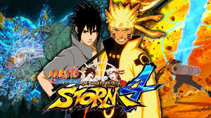 Game PC NARUTO SHIPPUDEN Ultimate Ninja STORM 4 New
