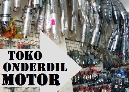 Toko Spare Part Motor di Medan Murah Lengkap
