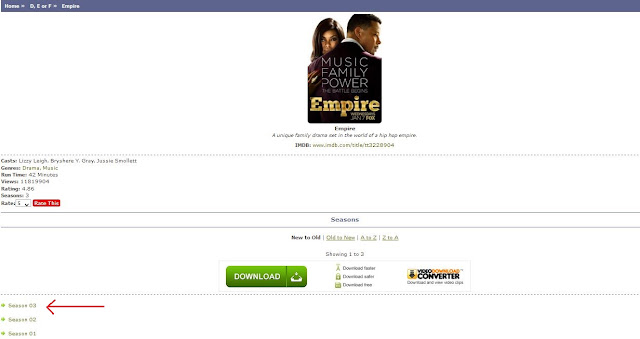 o2TVseries empire