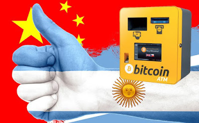 Forget China, Argentina Is About To Roll out 250 Bitcoin ATMs