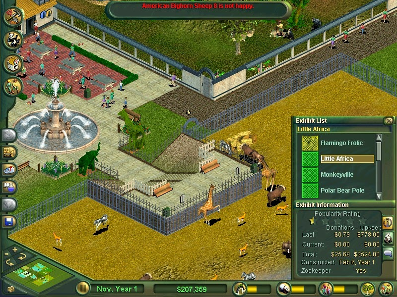 Zoo tycoon 1 full version game download pcgamefreetop.