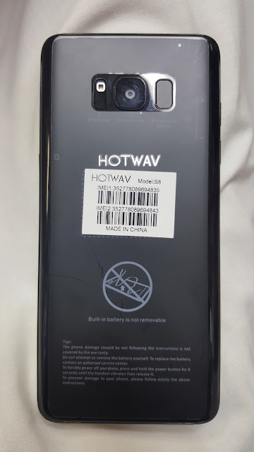 Hotwav S8 Firmware File Logo Hang Fix File