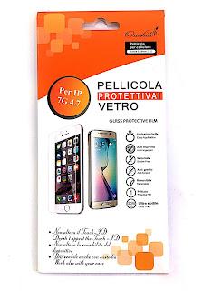 pellicola iphone7 iphone8 vetro maxexcell